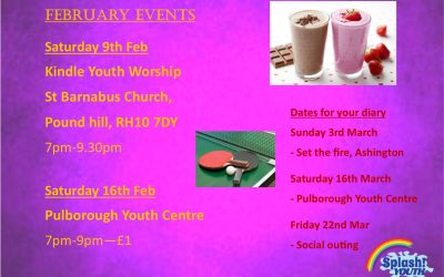 February Activities and Events